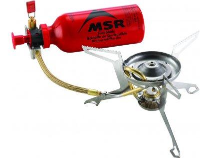 66585 varic msr whisperlite international stove combo