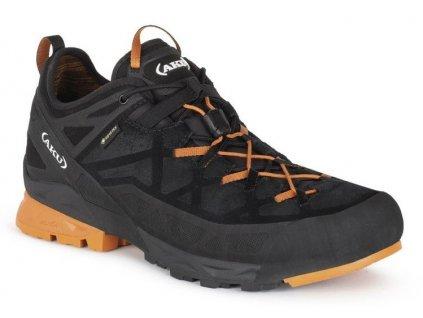Aku boty Rock Dfs GTX black orange 01