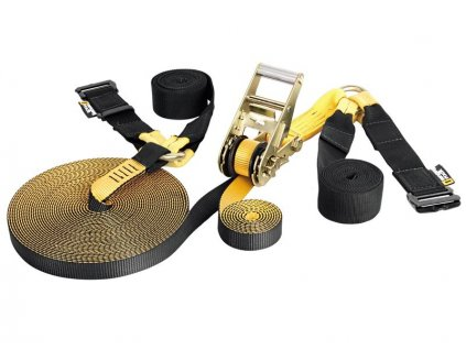 Singing Rock Slackline set 15m