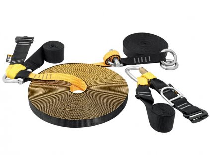 Singing Rock Slackline set 25m
