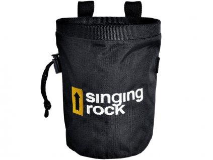 Singing Rock pytlík na magnezium CHALK BAG LARGE (logo)