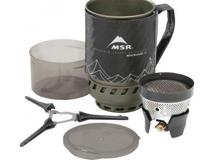 MSR set vařič nádobí WindBurner Duo Stove Systém