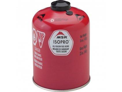MSR plynová kartuše IsoPro 450
