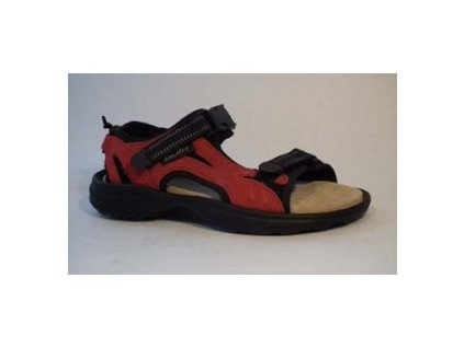 Bufo sandály ATTILA RED