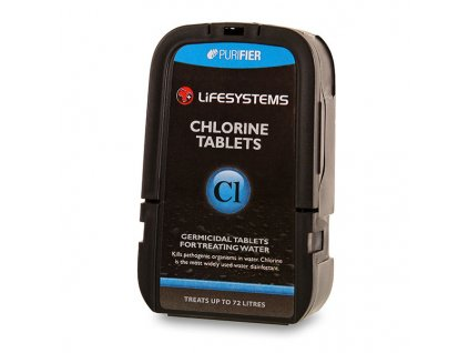 Lifesystems tablety Chlorine Dioxide Tablets