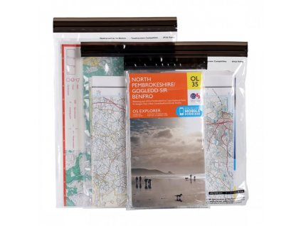 Lifeventure obaly DriStore LocTop Bags Maps 01