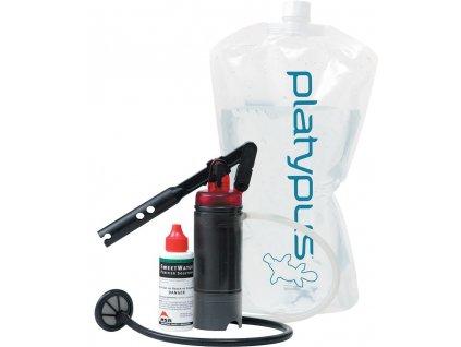 MSR vodní filtr set SweetWater Purifier System 01