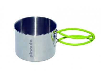 Pinguin hrnek Steel mug 01