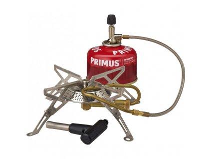 Primus plynový vařič Gravity III  + Primus kartuše Power Gas 100g
