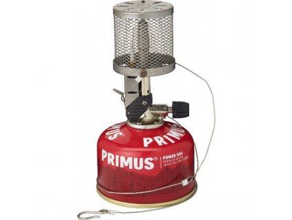 Primus plynová lampa Micron Lantern Steel Mesh 01