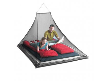 Sea to Summit moskytiéra Mosquito Net Double Standard 01