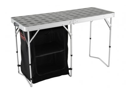 Coleman stůl 2in1 Camp Table and Storage 01