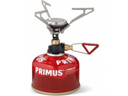 Primus plynový vařič MicronTrail Stove 01