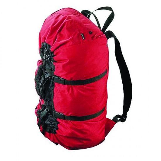 Ocún vak na lano Rope Bag Typ nebo varianta produktu: materiál CORDURA, červený