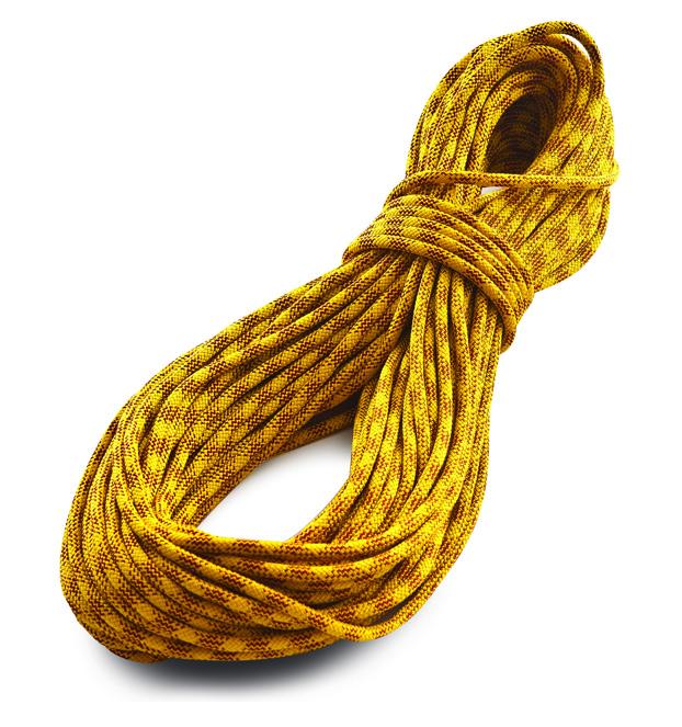 Tendon lano Ambition 7,9 Barva: žlutá, Délka (m): 200, Impregnace: Impregnace opletu a jádra
