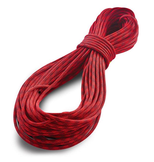 Tendon lano Ambition 7,9 Barva: červená, Délka (m): 200, Impregnace: Impregnace opletu a jádra
