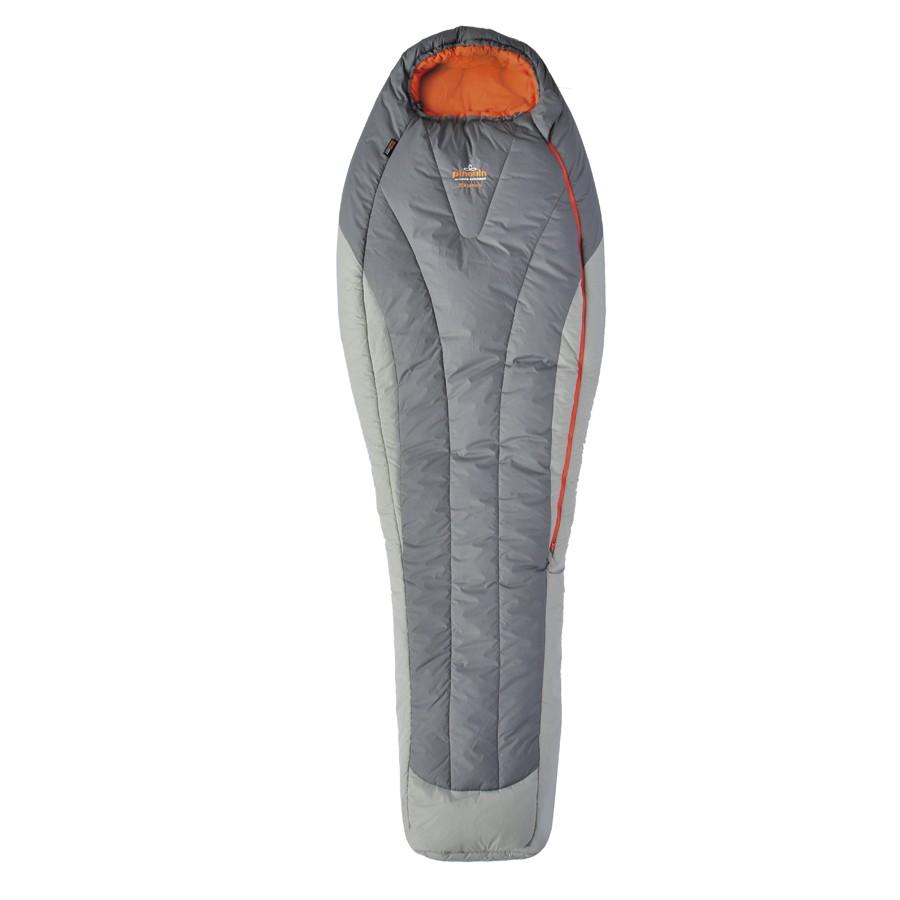 Pinguin spací pytel Expert Barva: šedá-185cm-zip: pravý