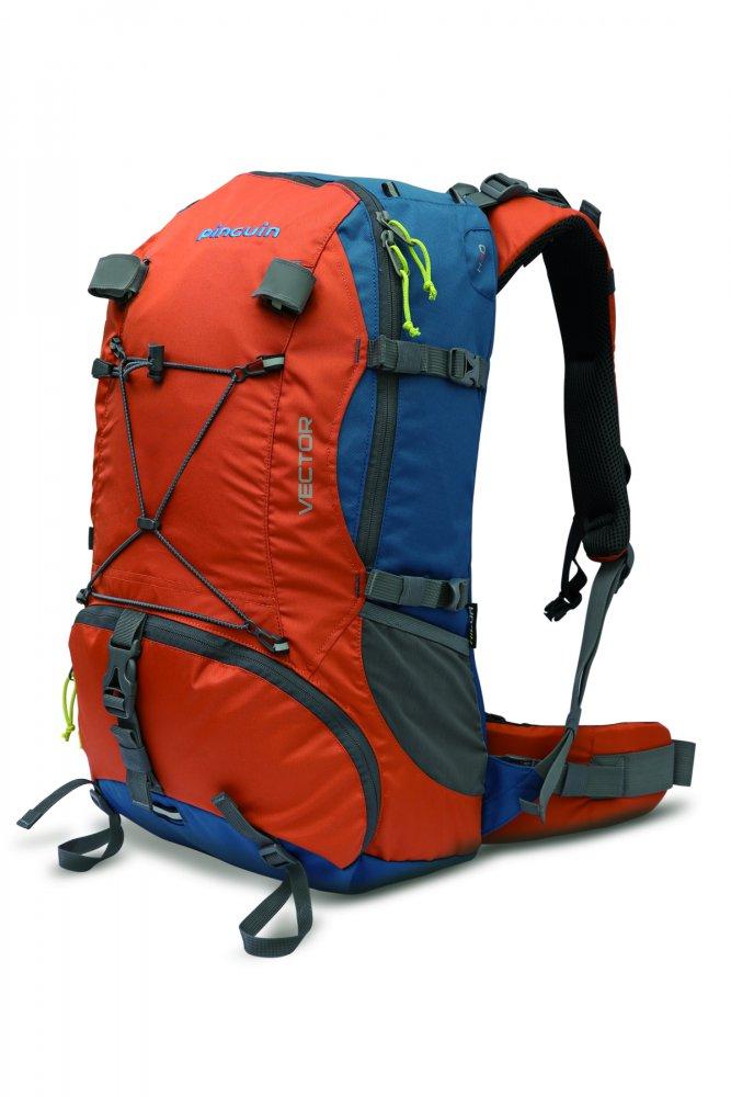 Pinguin batoh Vector 35 Barva: červená