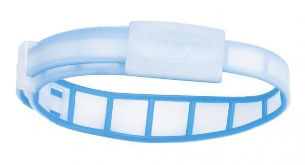 Pharmavoyage repelentní náramek Barva: Modrá