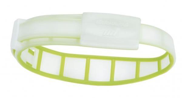 Pharmavoyage repelentní náramek Barva: zelená