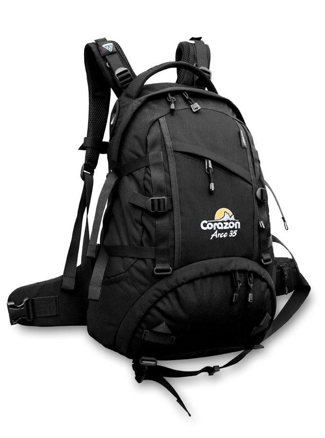 Corazon batoh Arco 35 Barva: černá