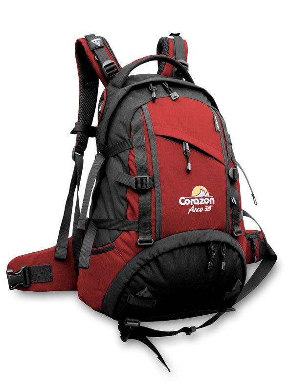 Corazon batoh Arco 35 Barva: červená