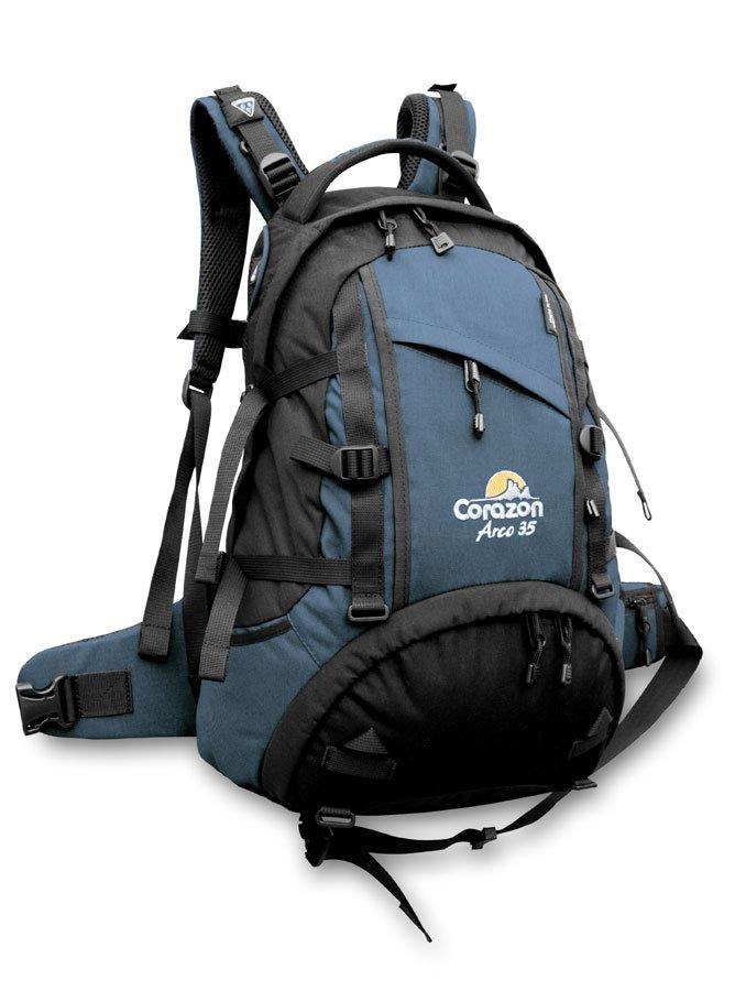 Corazon batoh Arco 35 Barva: tmavě šedá