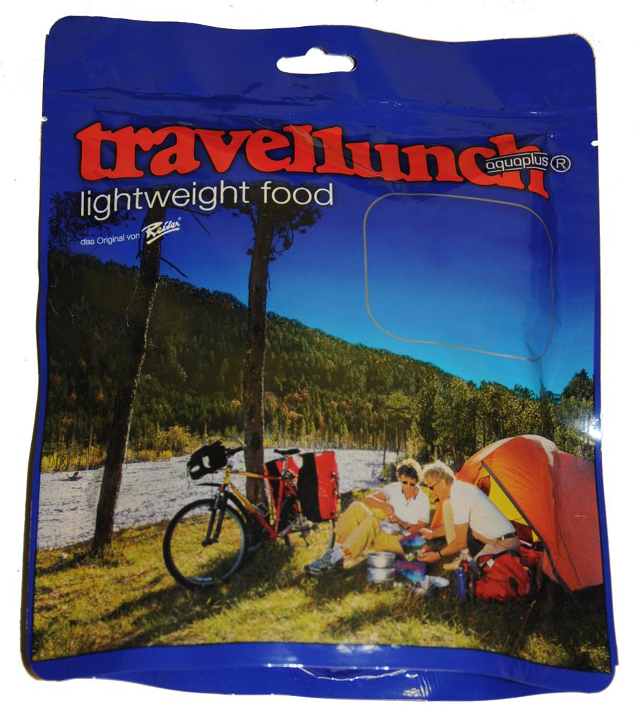 Travellunch snídaně 1 porce Příchuť: Čokoládové müsli 50103