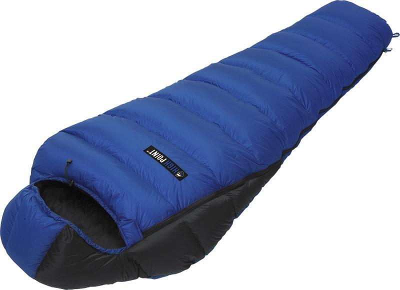 High Point spací pytel Chimborazo Barva: Modrá