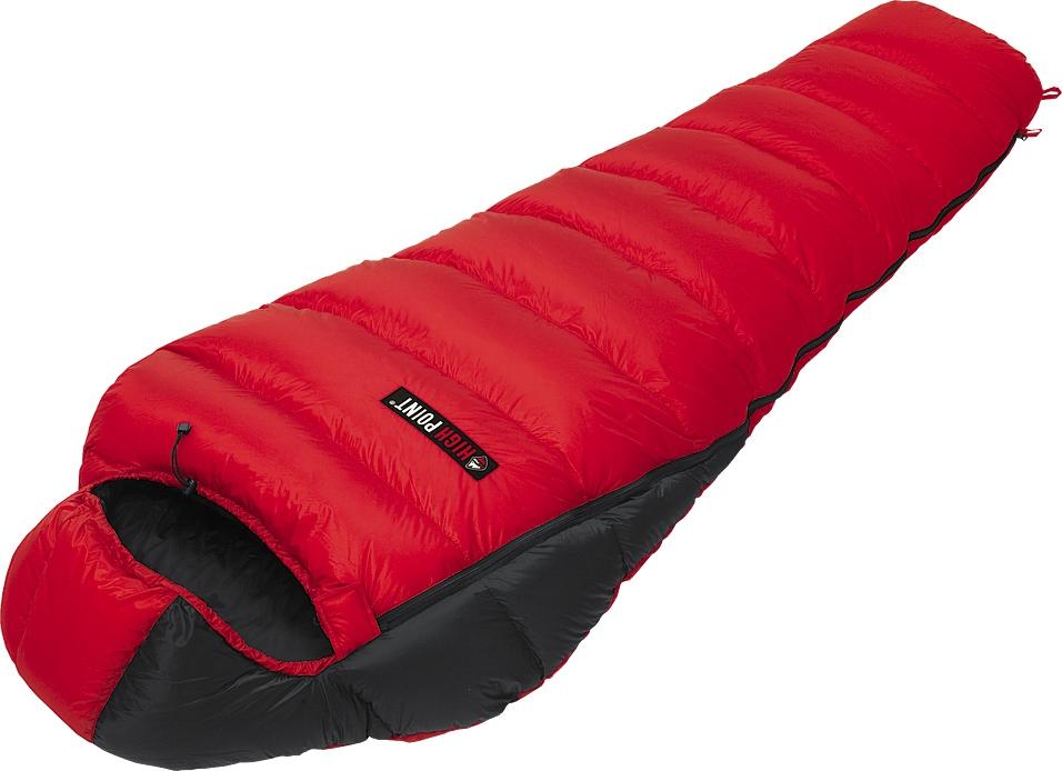 High Point spací pytel Chimborazo Barva: červená