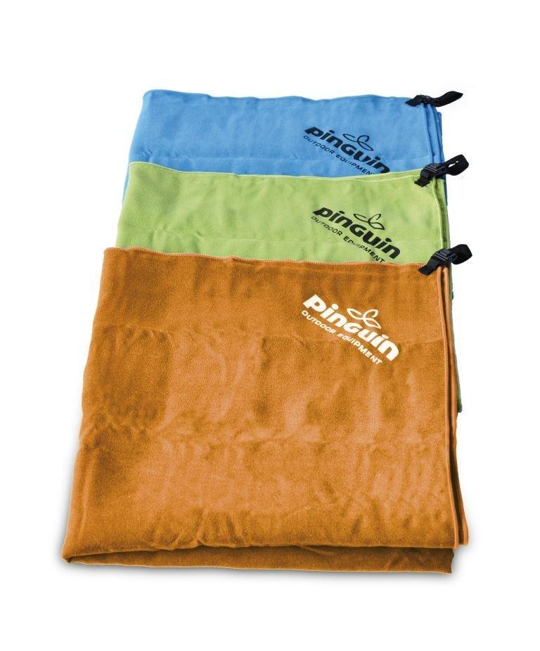 Pinguin antibakteriální ručník Outdoor towel 40x80cm (M) Barva: Oranžová