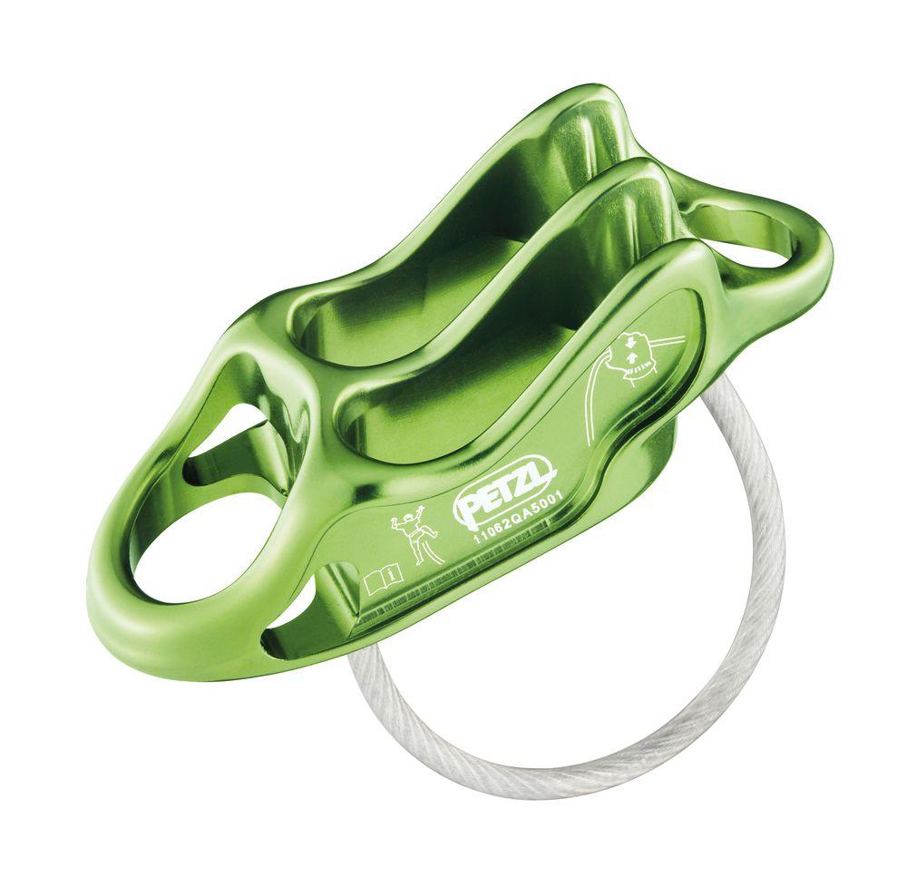 Petzl kyblík Reverso 4 Barva: zelená