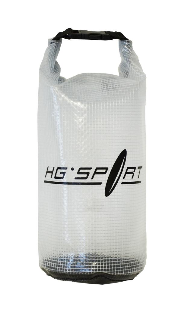 Lodní pytel HGSPORT 8l transparentní