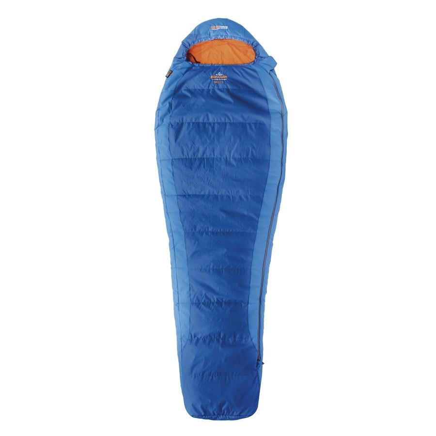 Pinguin spací pytel Micra Barva: modrá 185cm - zip pravý