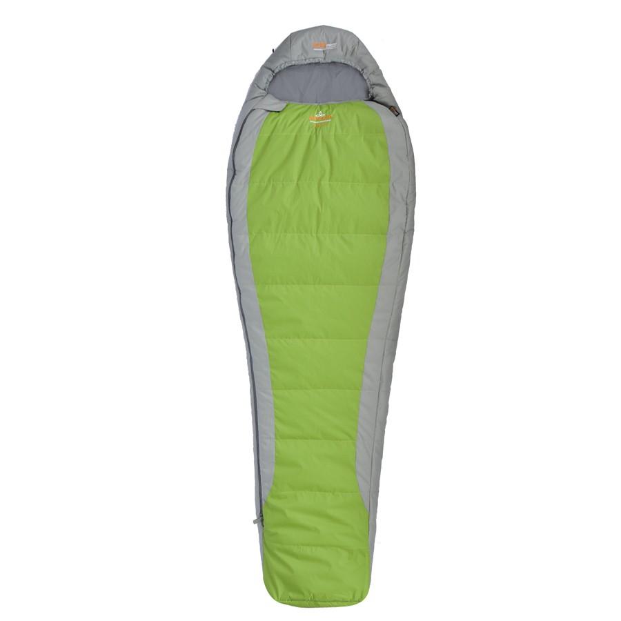 Pinguin spací pytel Micra Barva: zelená 185cm - zip pravý