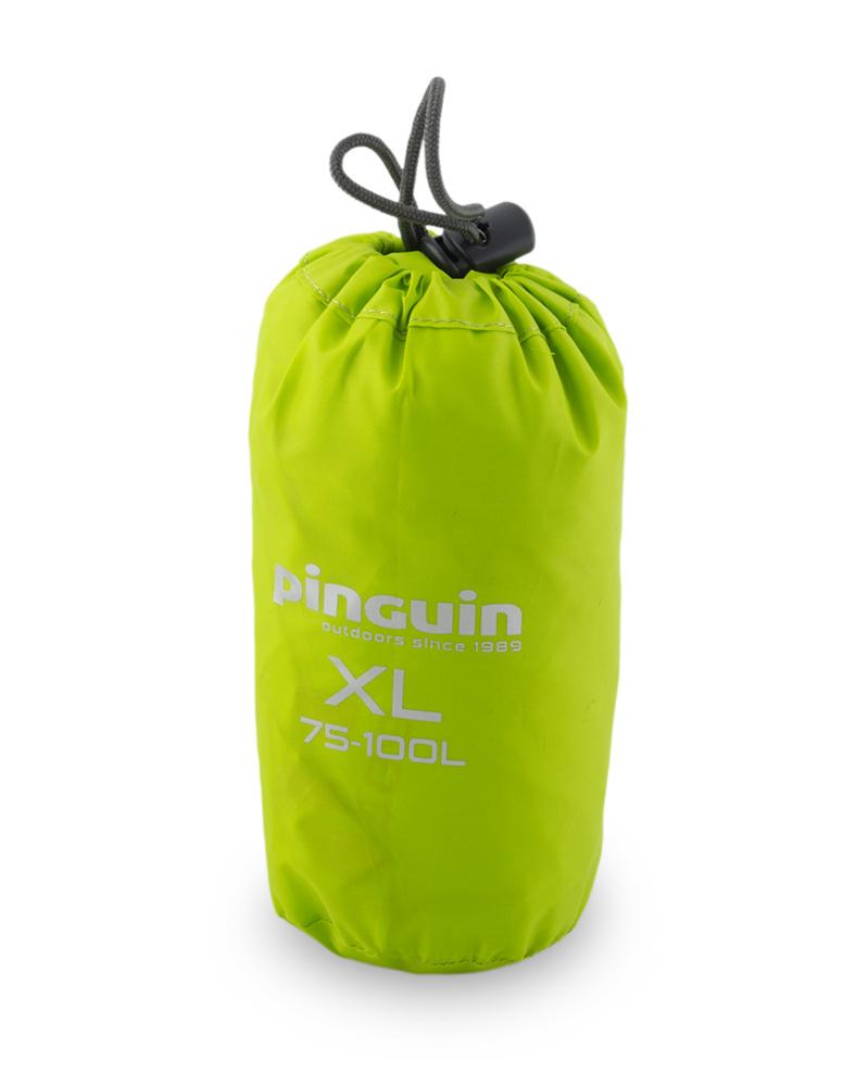 Pinguin pláštěnka na batoh (raincover) vel.XL 75-100 l Barva: černá