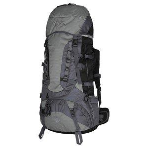 Prima batoh Basic Trekker 65 Barva: šedá