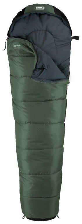 Prima spací pytel Basic Mummy 400 Barva: zelená, pravý zip