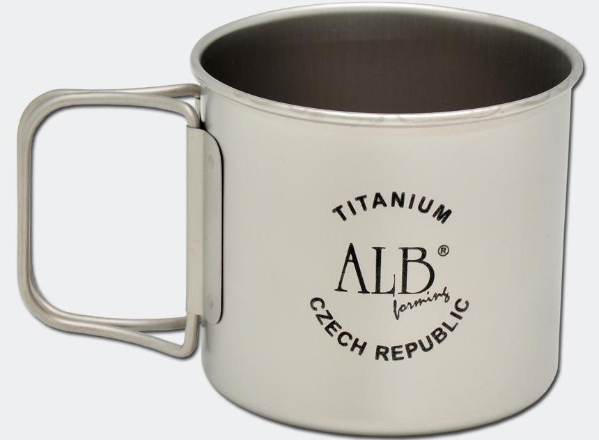 ALB forming titanový hrníček 0,35 l