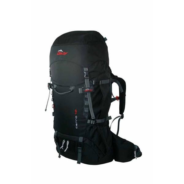 Doldy batoh Cerro 70 Barva: černá