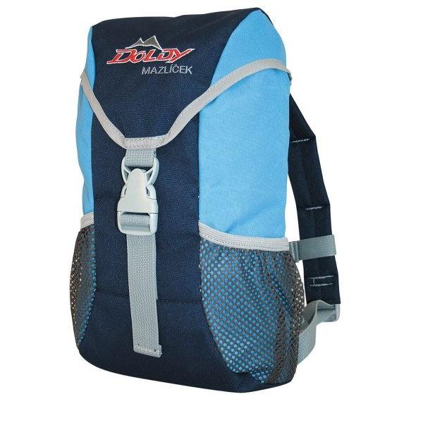 Doldy dětský batoh Mazlíček 6 Barva: Modrý