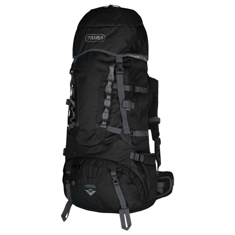 Prima Basic batoh Trekker 75 Barva: černá