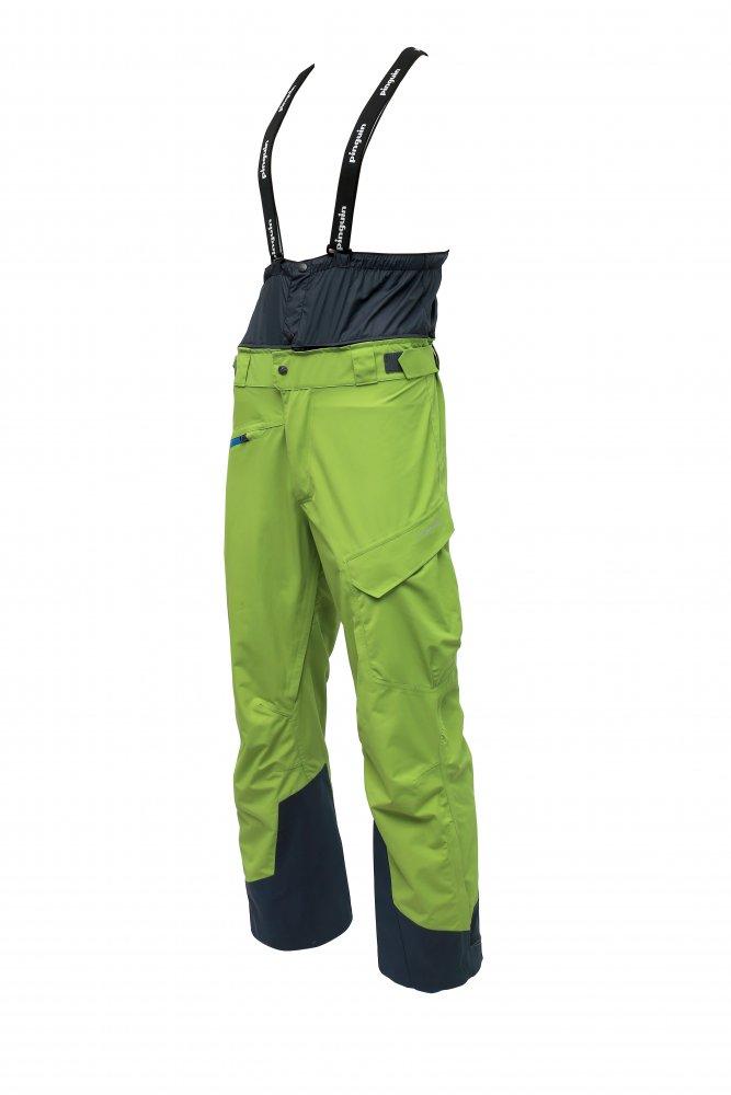 Pinguin kalhoty Freeride Powder Barva: zelená, Velikost nebo typ: S
