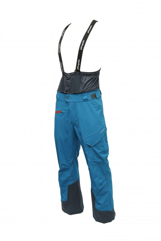 Pinguin kalhoty Freeride Powder Barva: Modrá, Velikost nebo typ: S