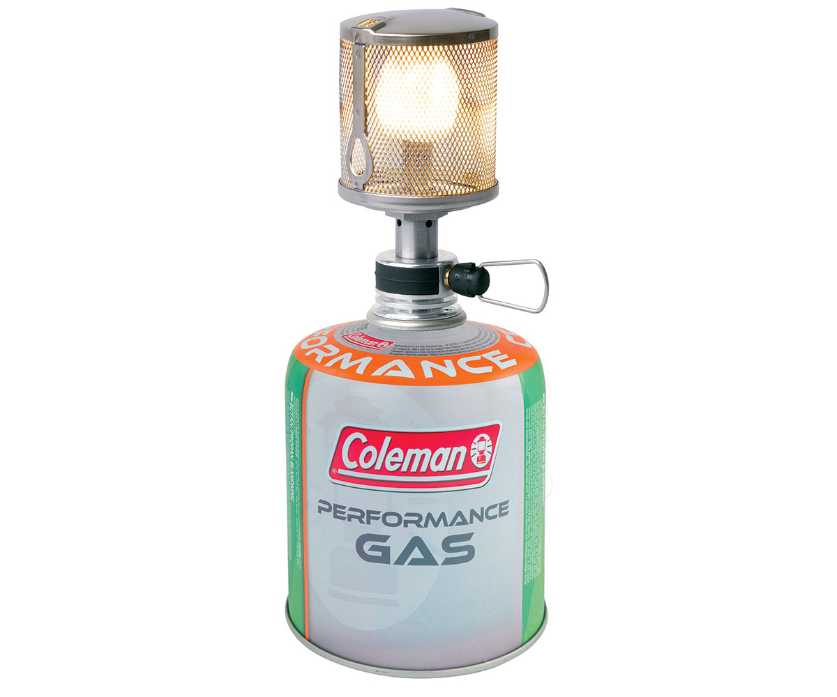 Coleman plynová lampa F1 LITE lantern