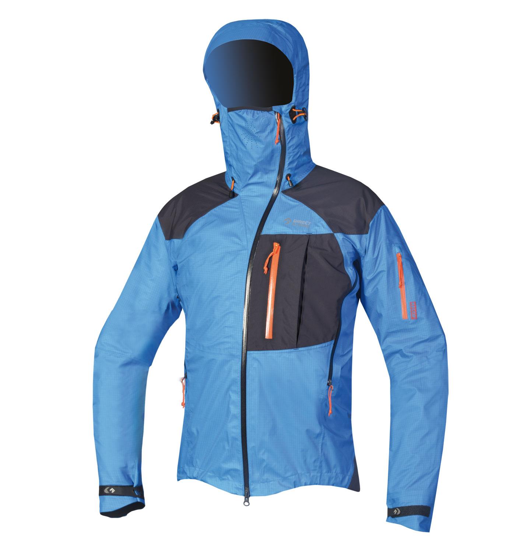 Direct Alpine bunda Guide 5.0 (2015) Barva: Modrá, Velikost nebo typ: M