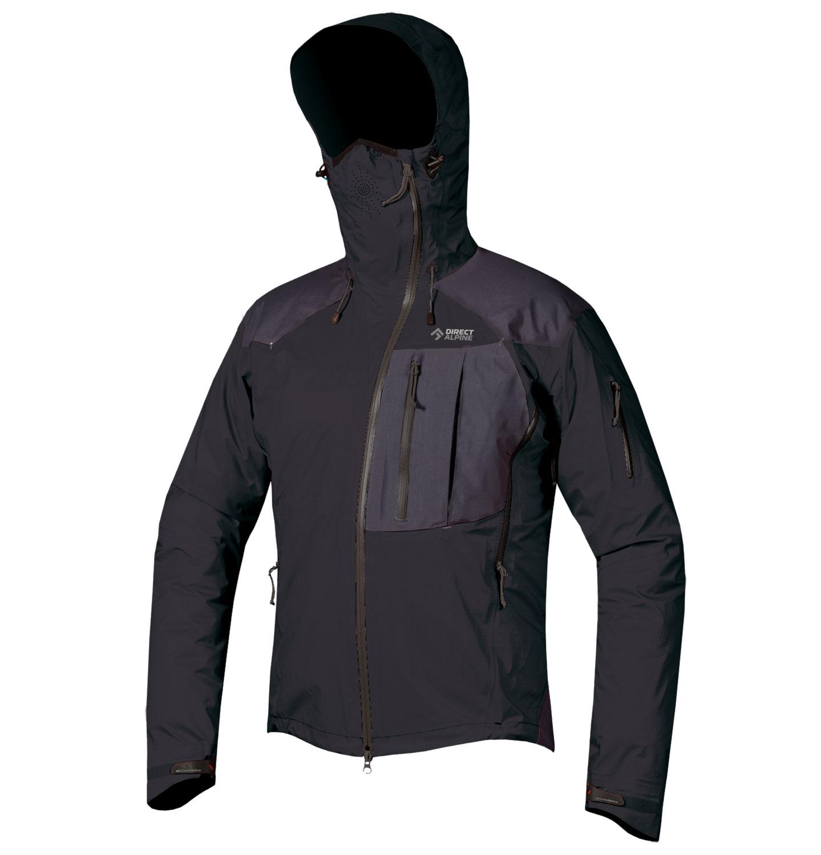 Direct Alpine bunda Guide 5.0 (2015) Barva: černá, Velikost nebo typ: M