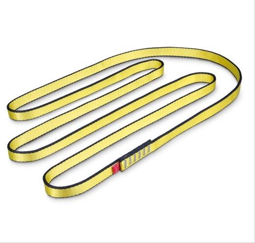 Ocún nylon smyčka O-sling PAD 16 mm 100cm