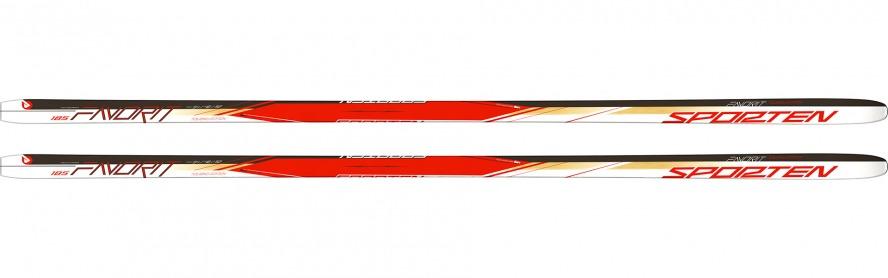 Sporten běžky Favorit (15/16) Délka (cm): 210, Skluznice: lisovaný protismyk - MgE