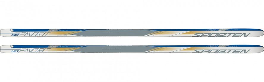 Sporten běžky Favorit EXP (15/16) Délka (cm): 180, Skluznice: lisovaný protismyk - MgE